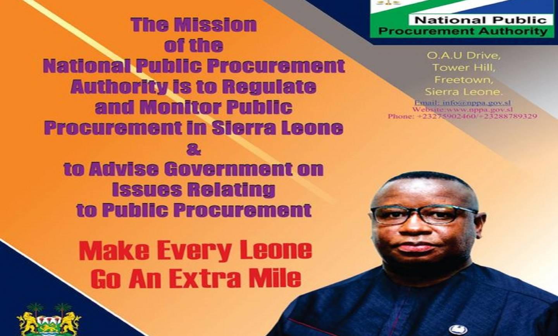 Public procurement in Sierra Leone